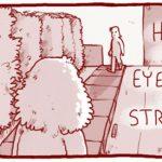 4 efikasna načina da izbjegnete kontakt očima sa slučajnim prolaznicima