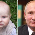 Bebe dvojnici poznatih faca!