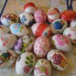 Čudo u Banjaluci: Iz vaskršnjeg jajeta se izleglo dekupažirano pile