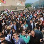 Počelo obilježavanje Dana otežanog saobraćaja i zatvorenih ulica u Banjaluci!