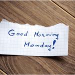 Danas se proslavlja ponedjeljak, Svjetski dan novih početaka
