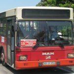 Putnici gradskog autobusa šokirani, greškom proradila klima u 13a