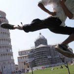 Fotografije krivog tornja u Pizi koje će vas zabaviti. Stvarno!