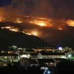 Hrvati u BiH opet zakinuti: Požar u Mostaru nije prešao u zapadni dio